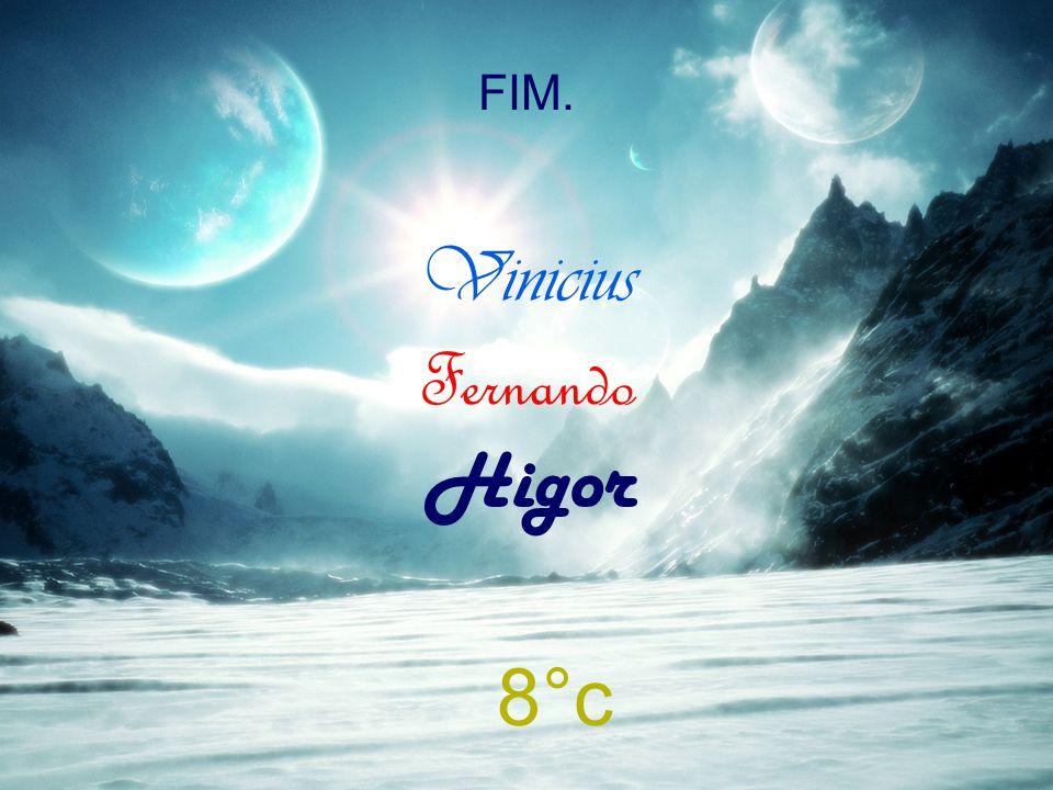 FIM. Vinicius Fernando Higor 8°c