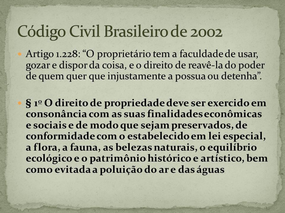 Código Civil Brasileiro de 2002
