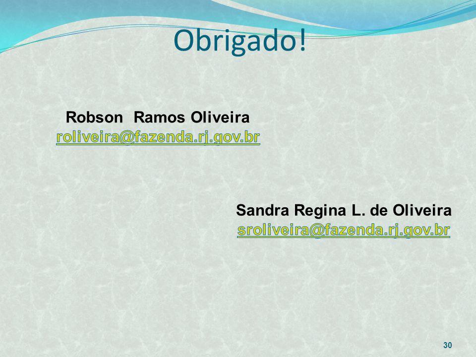 Sandra Regina L. de Oliveira