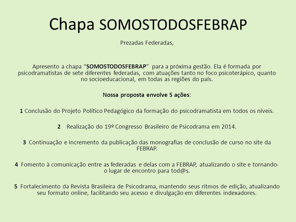 Chapa SOMOSTODOSFEBRAP