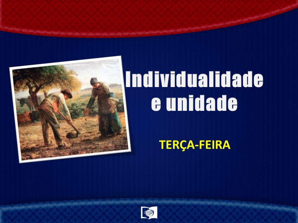 Individualidade e unidade