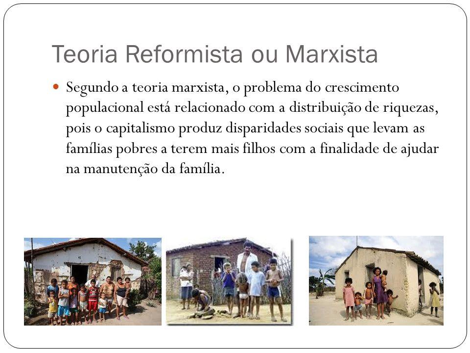 Teoria Reformista ou Marxista