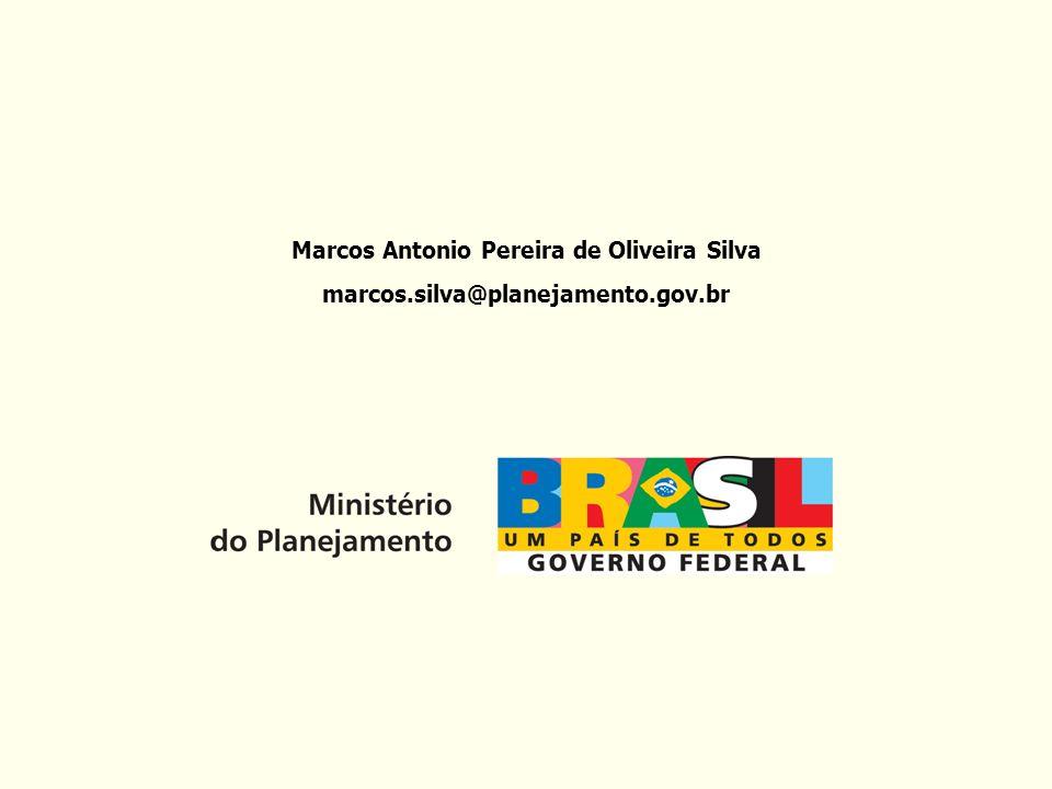 Marcos Antonio Pereira de Oliveira Silva