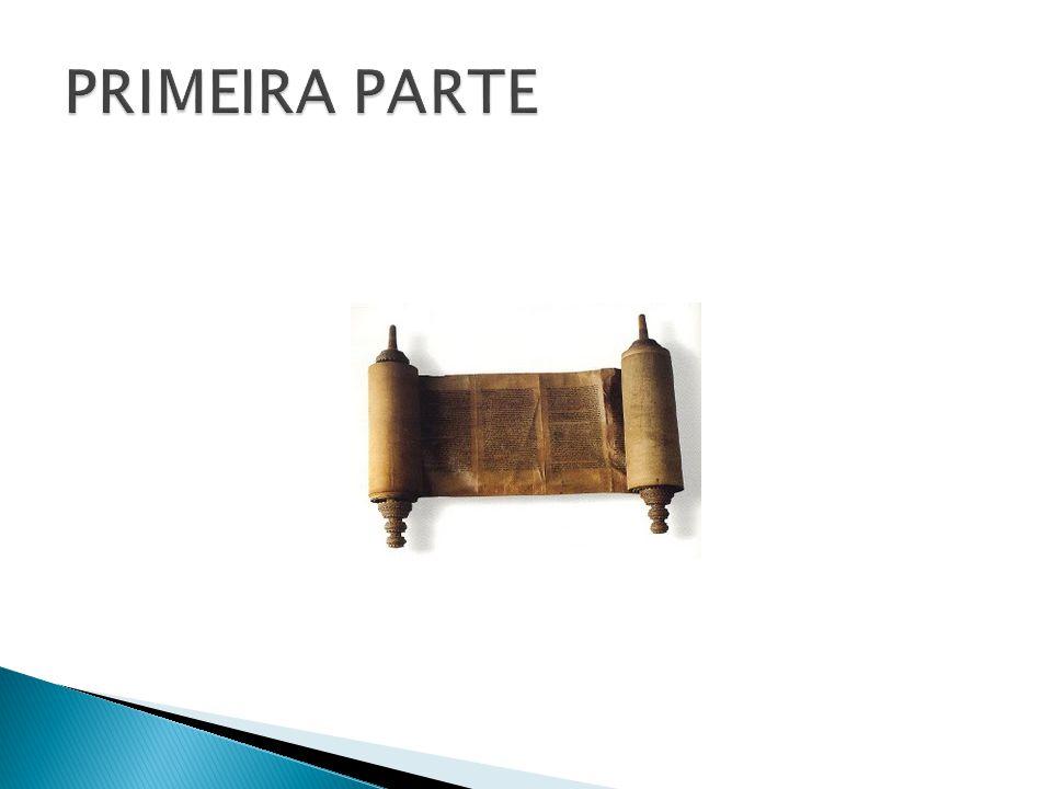 PRIMEIRA PARTE