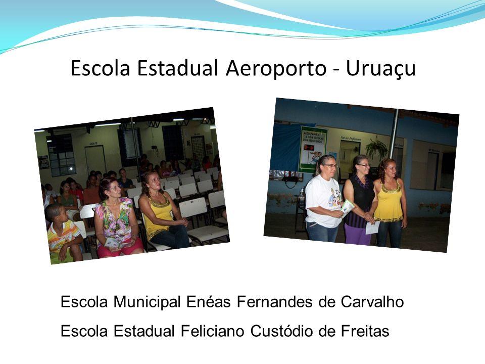 Escola Estadual Aeroporto - Uruaçu