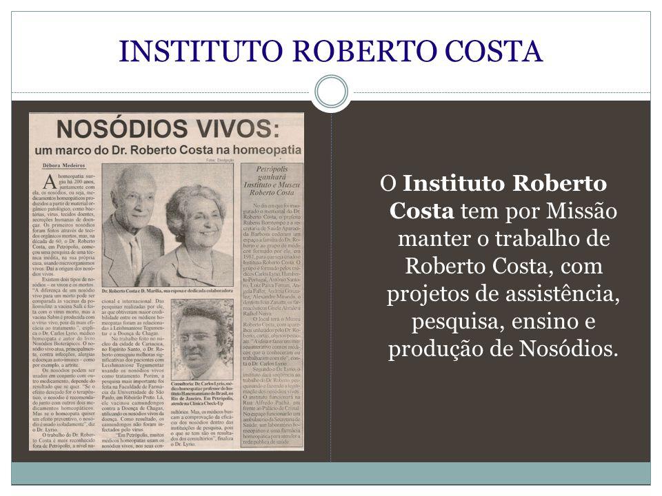 INSTITUTO ROBERTO COSTA