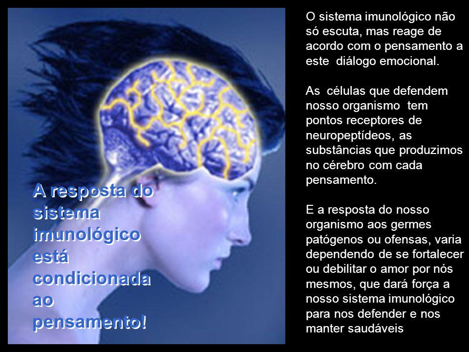 A resposta do sistema imunológico está condicionada ao pensamento!