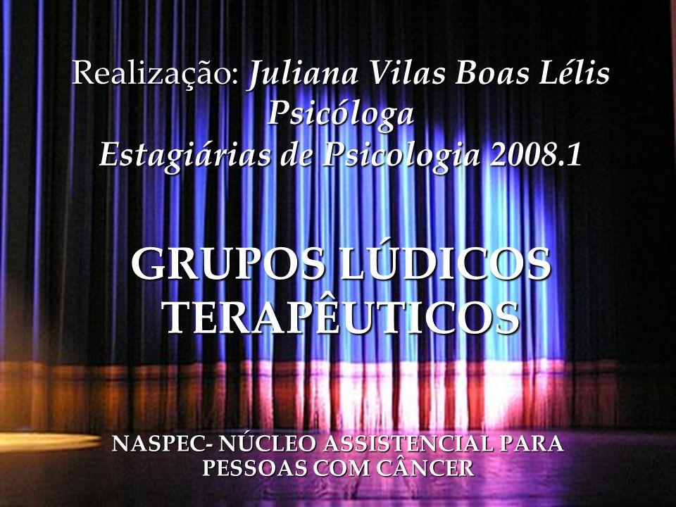 NASPEC- NÚCLEO ASSISTENCIAL PARA PESSOAS COM CÂNCER