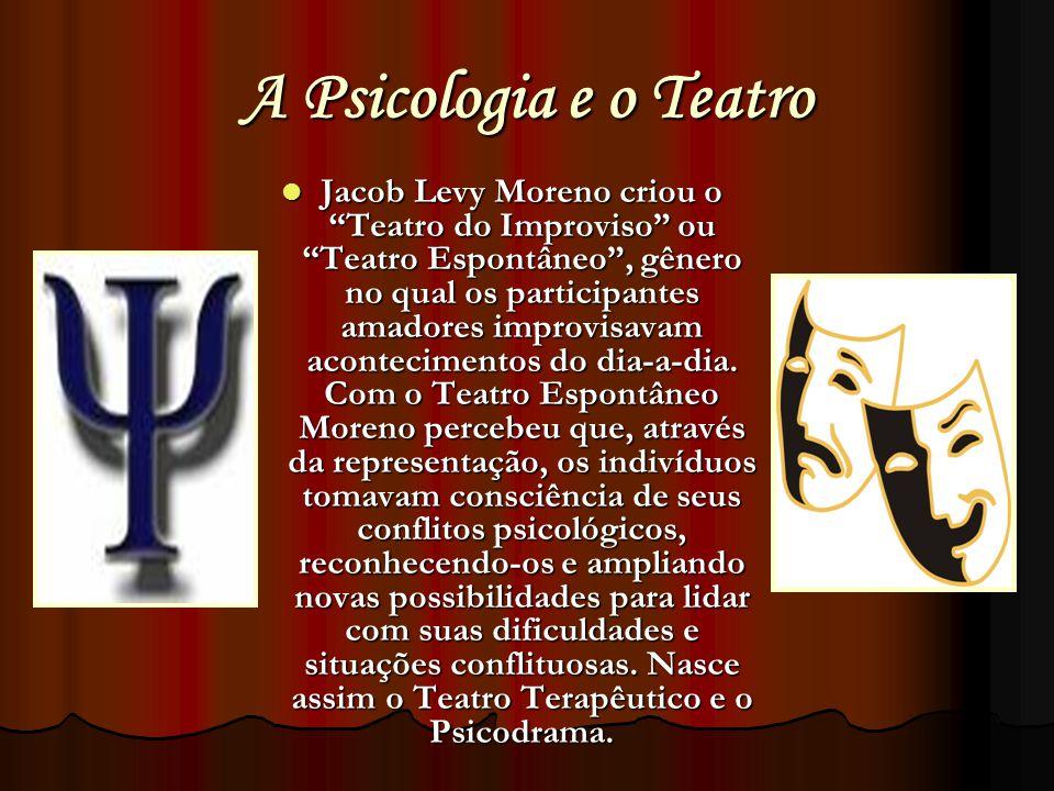 A Psicologia e o Teatro