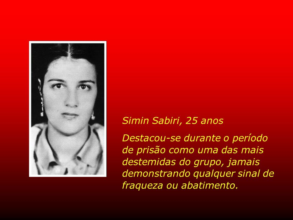 Simin Sabiri, 25 anos