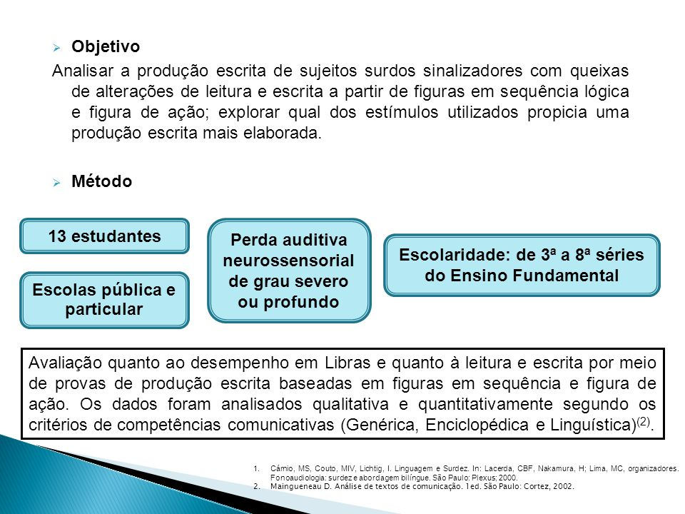 Perda auditiva neurossensorial de grau severo ou profundo