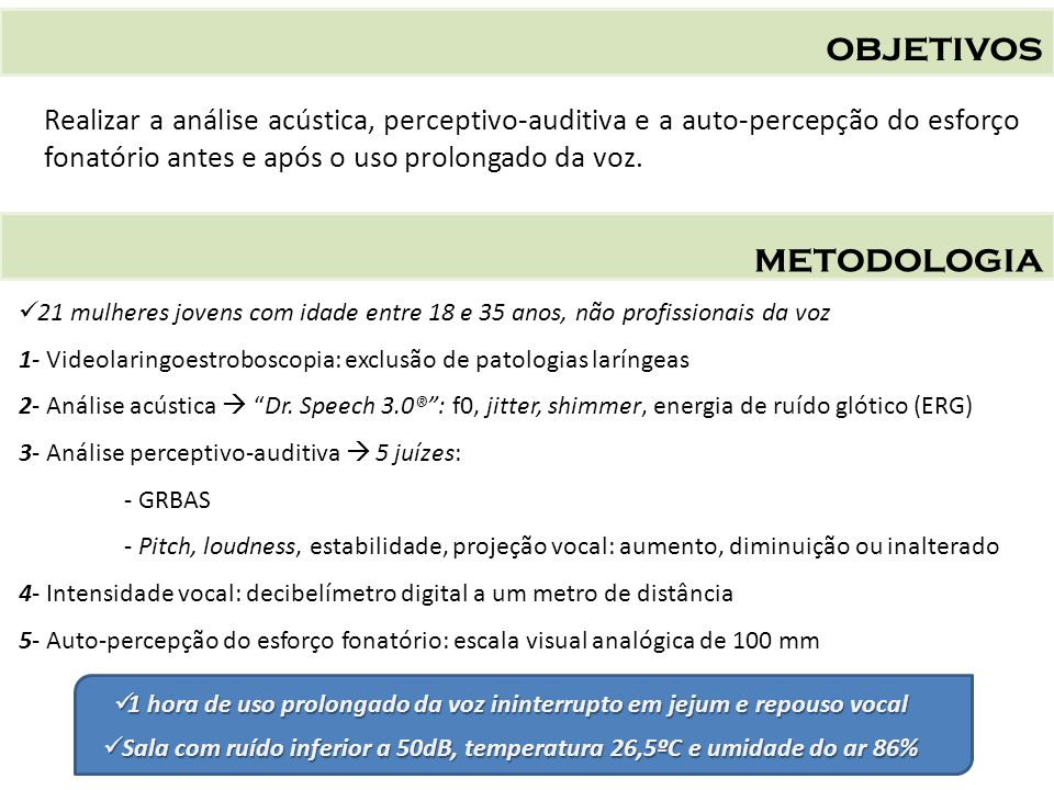 objetivos metodologia