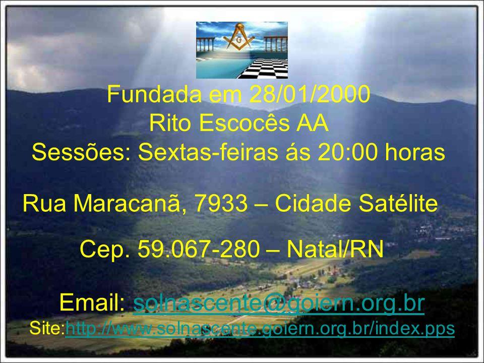 Rua Maracanã, 7933 – Cidade Satélite