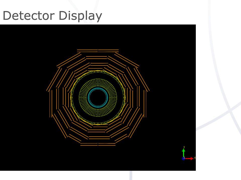 Detector Display