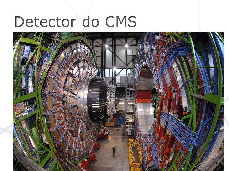Detector do CMS Março/2011 SPRACE