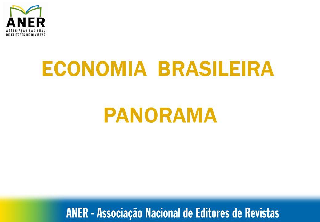 ECONOMIA BRASILEIRA PANORAMA
