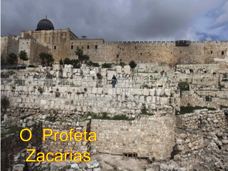 O Profeta Zacarias