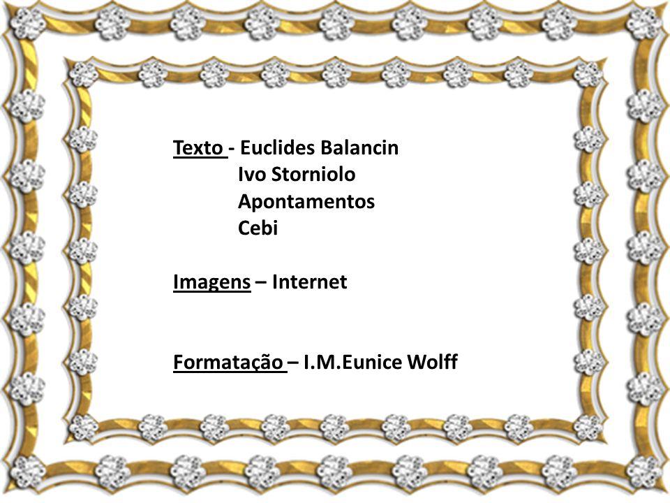 Texto - Euclides Balancin