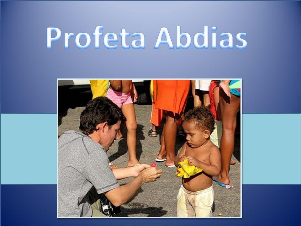 Profeta Abdias