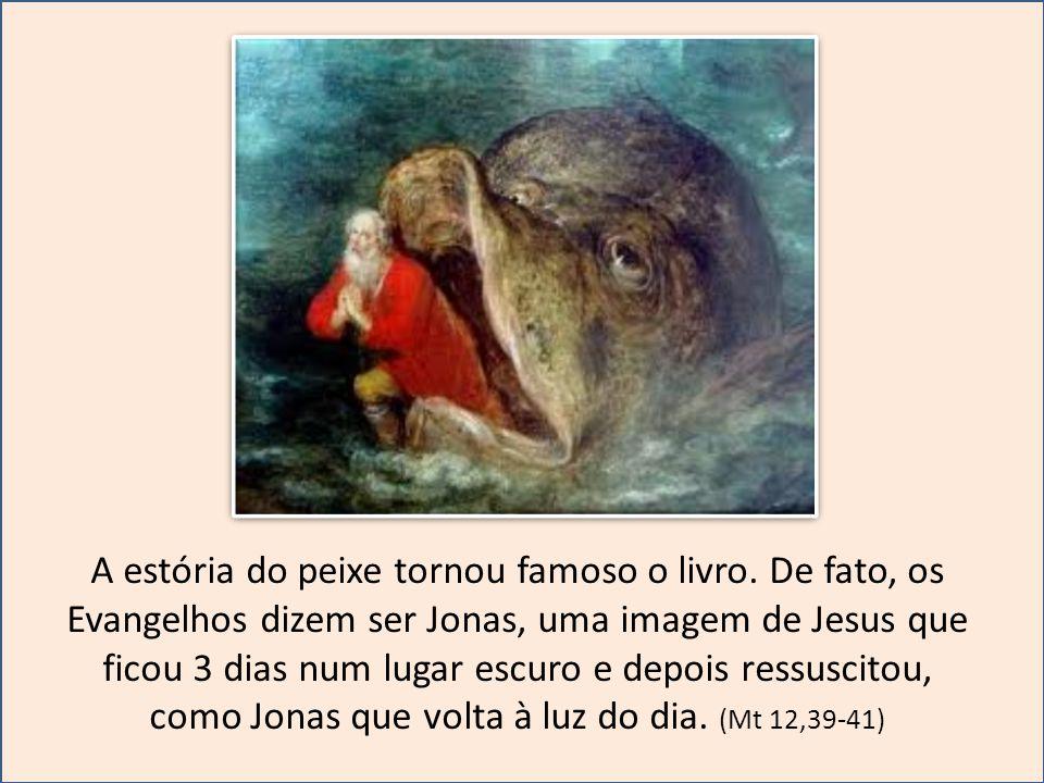 A estória do peixe tornou famoso o livro