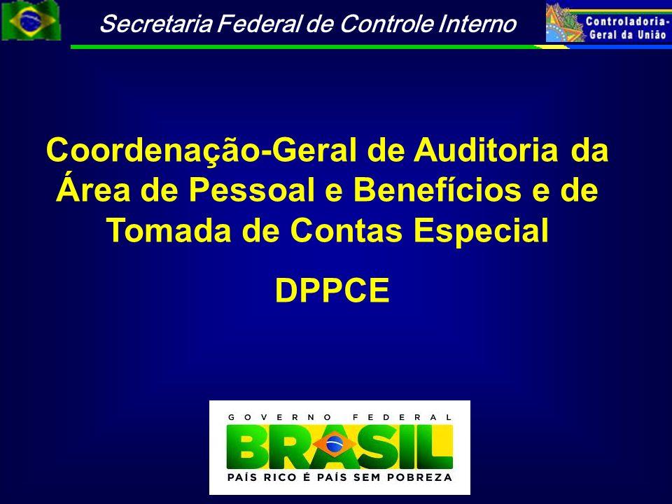 Coordenação-Geral de Auditoria da Área de Pessoal e Benefícios e de Tomada de Contas Especial