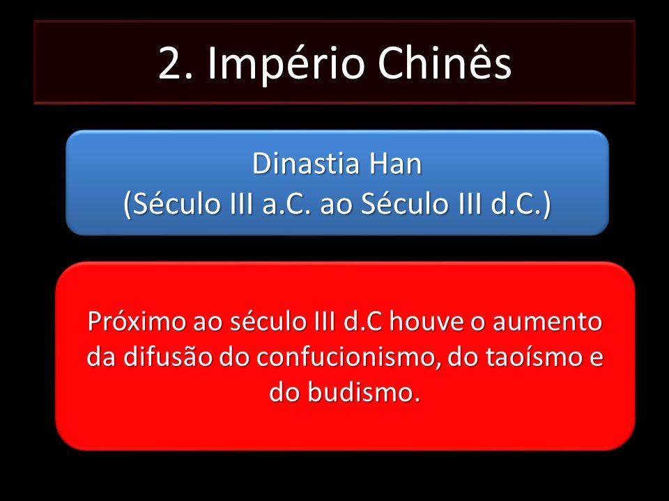 (Século III a.C. ao Século III d.C.)