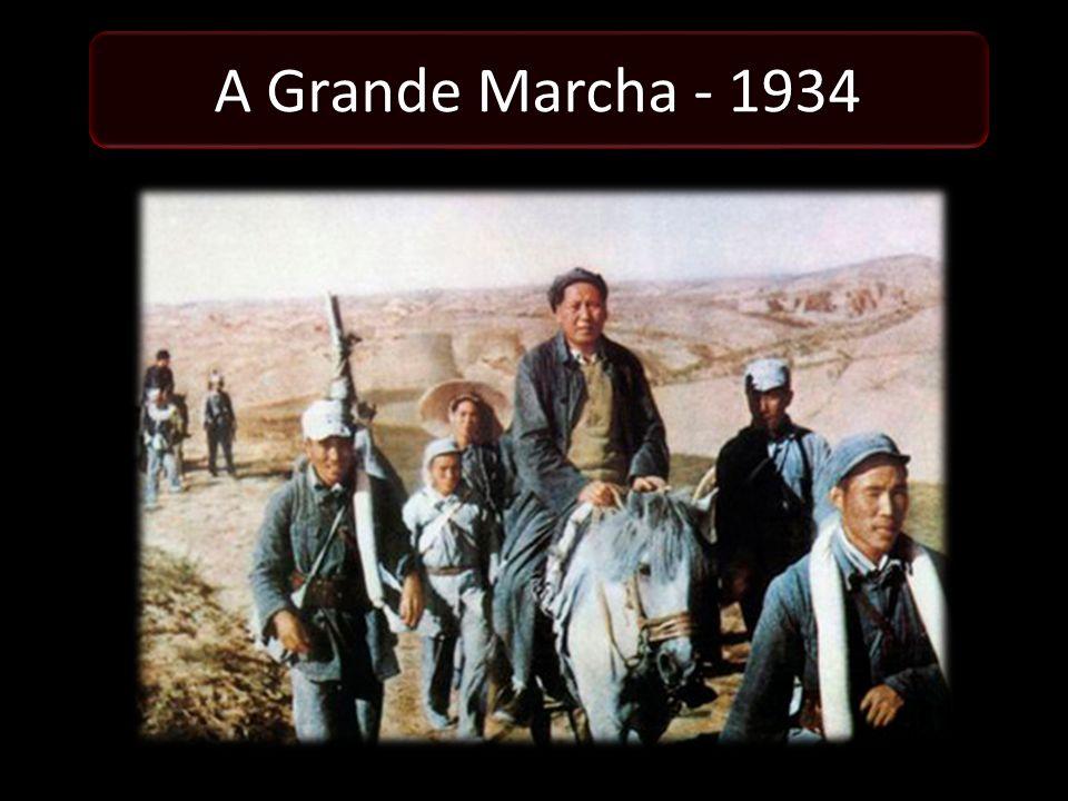 A Grande Marcha - 1934