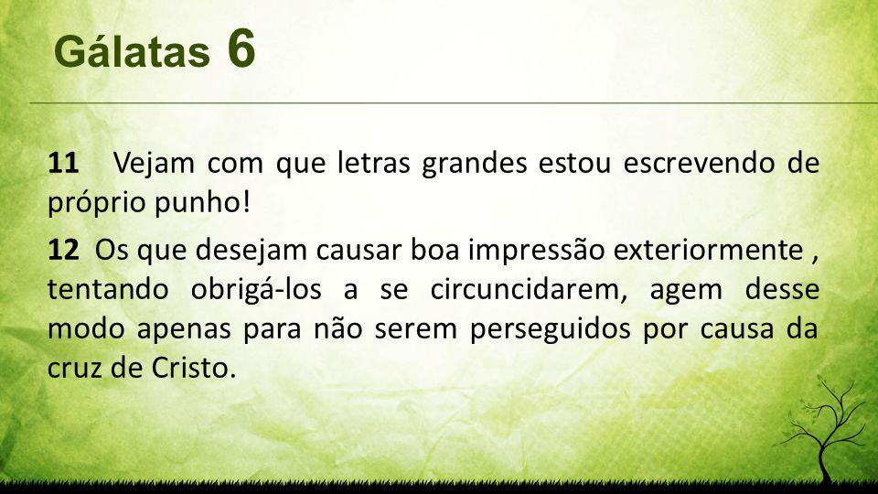Gálatas 6