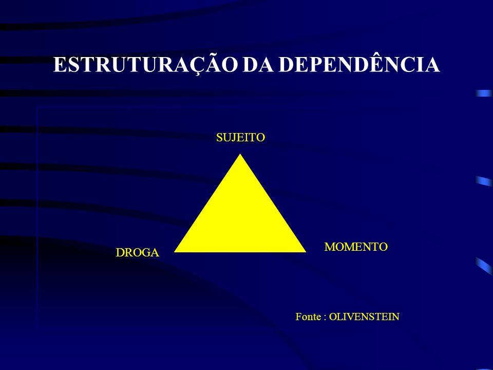 ESTRUTURAÇÃO DA DEPENDÊNCIA