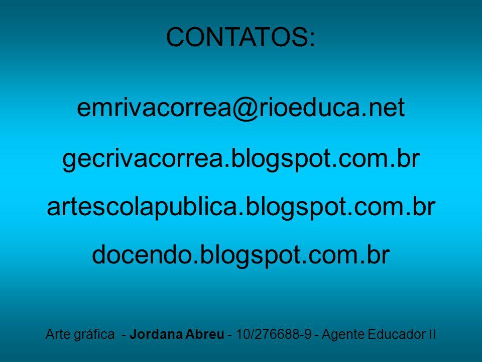 Arte gráfica - Jordana Abreu - 10/276688-9 - Agente Educador II