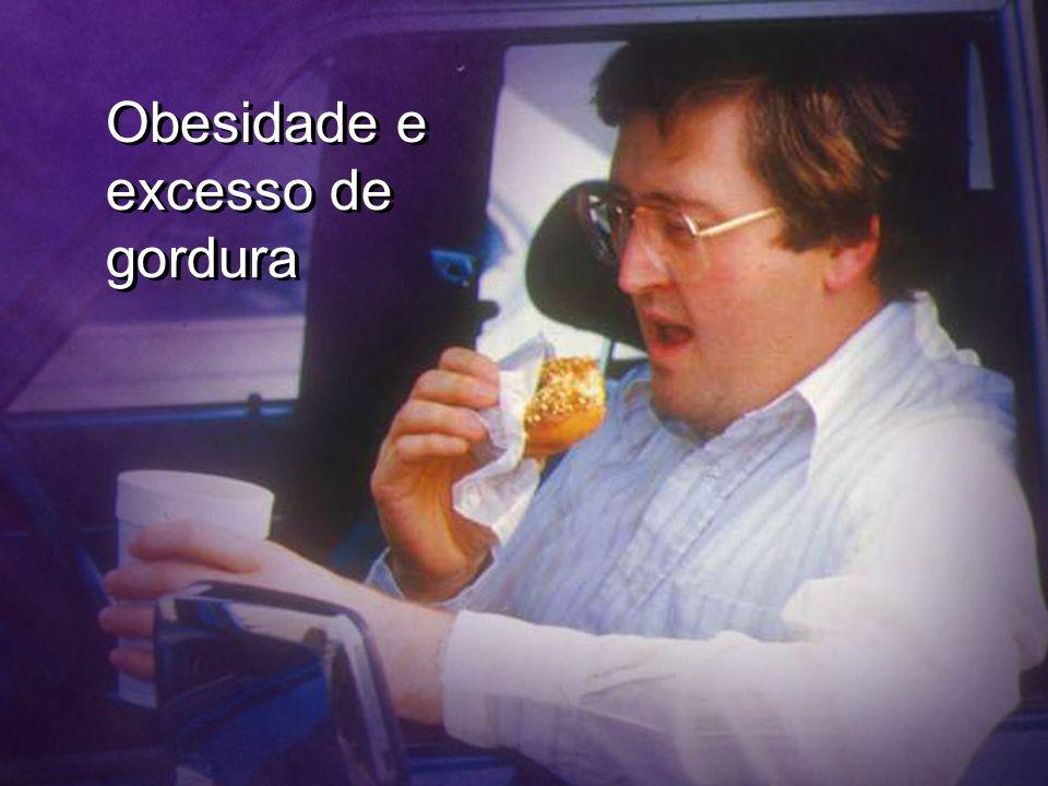 Obesidade e excesso de gordura