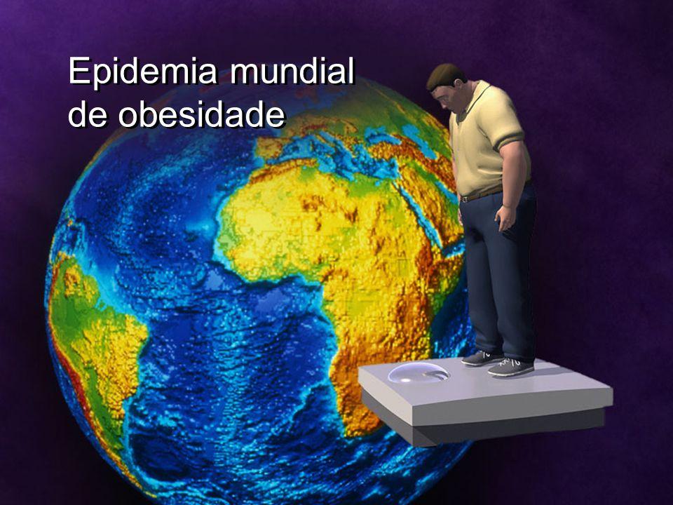 Epidemia mundial de obesidade