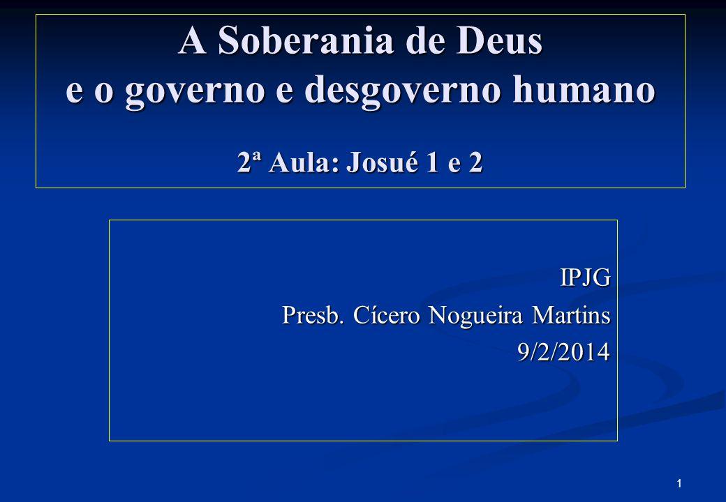 IPJG Presb. Cícero Nogueira Martins 9/2/2014