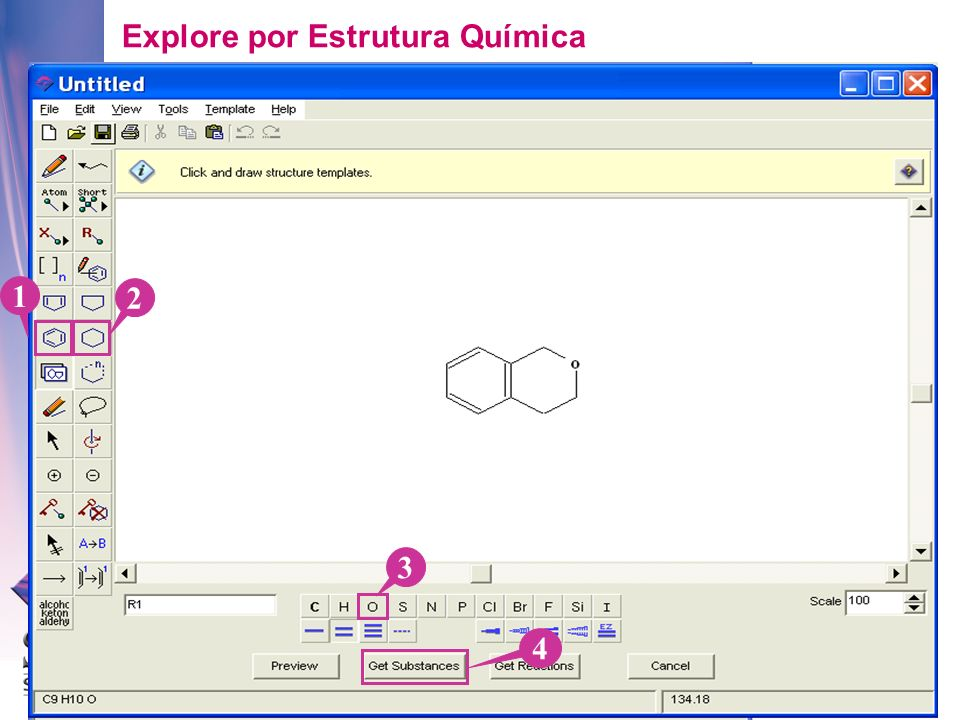 Explore por Estrutura Química