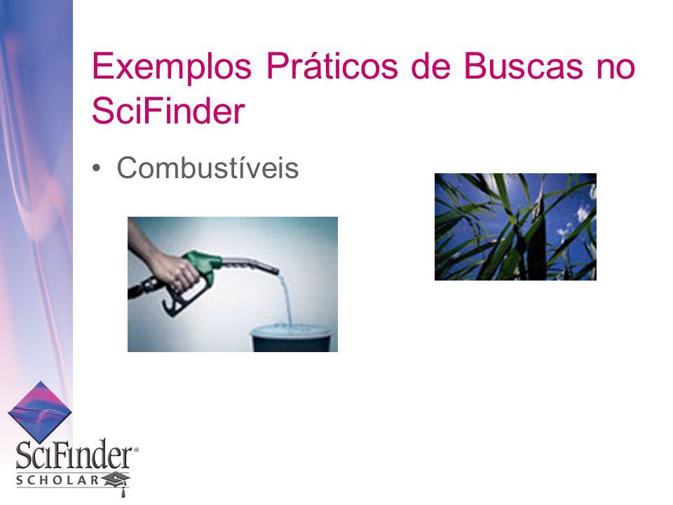 Exemplos Práticos de Buscas no SciFinder