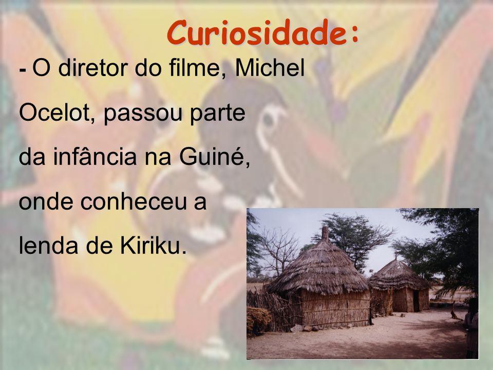 Ocelot, passou parte da infância na Guiné, onde conheceu a
