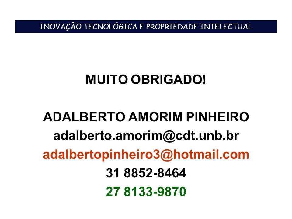 ADALBERTO AMORIM PINHEIRO
