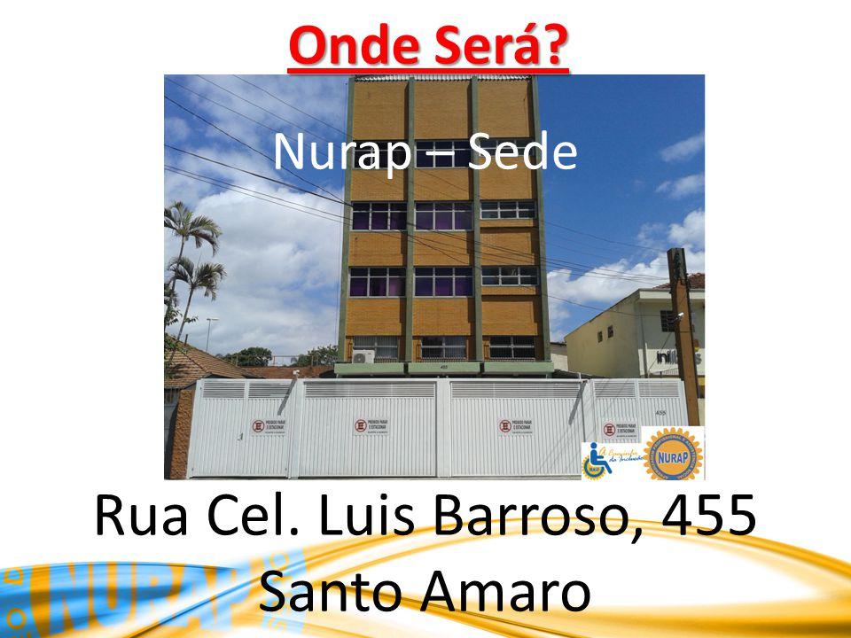 Rua Cel. Luis Barroso, 455 Santo Amaro
