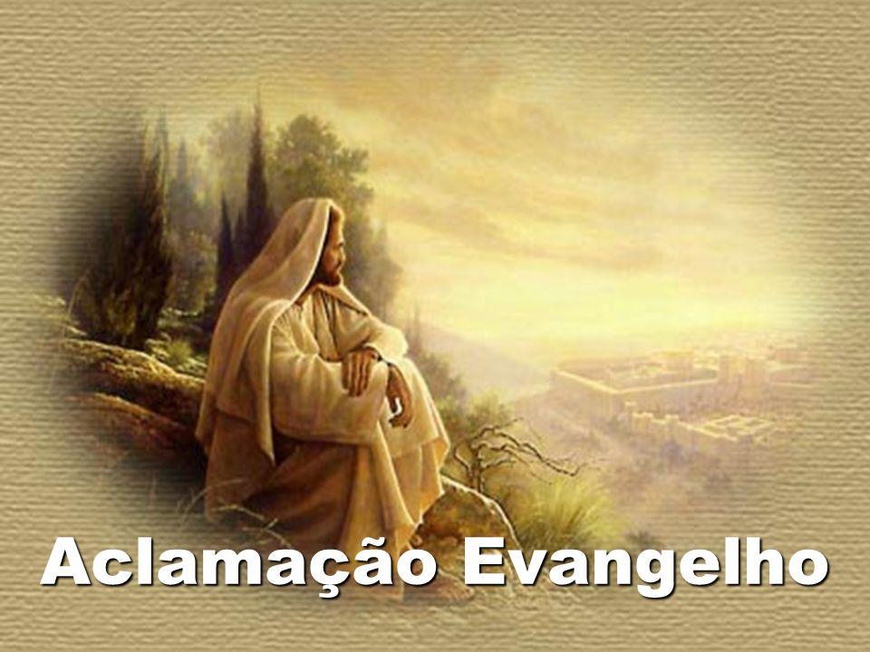 Aclamação Evangelho