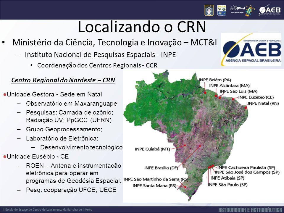 Centro Regional do Nordeste – CRN