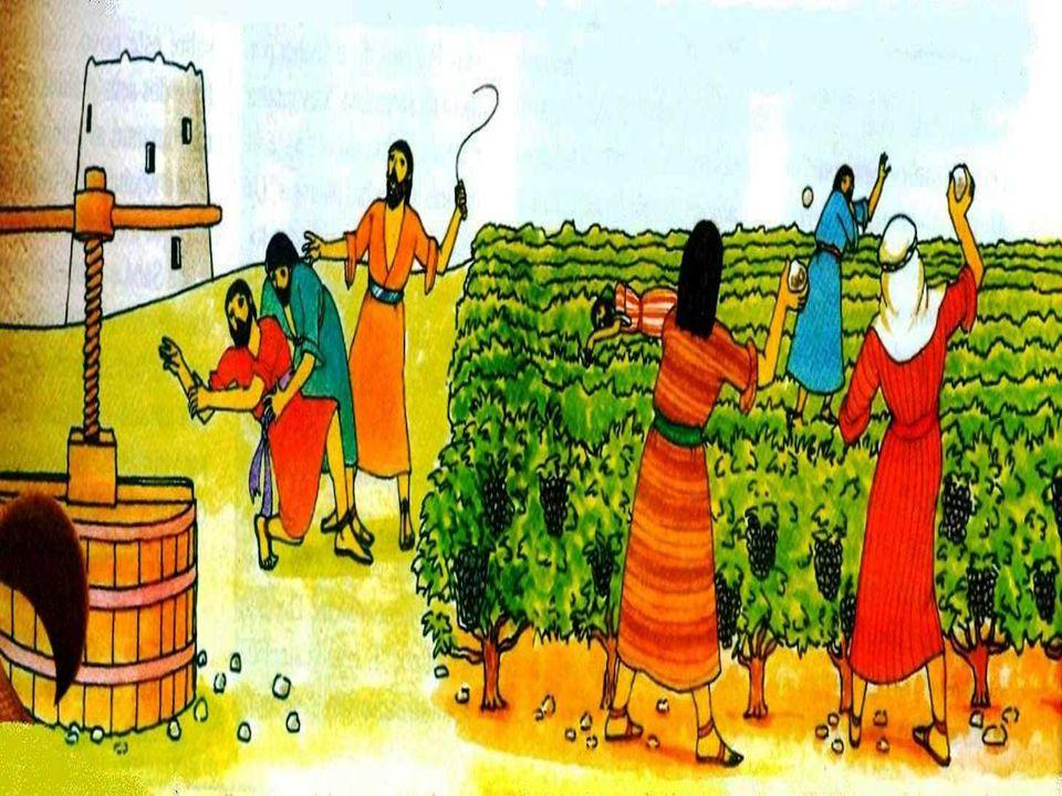 * Os Frutos, que o Senhor esperava, eram o direito e a justiça ,