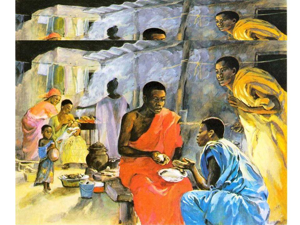 e prepara-se para dar testemunho de Jesus,
