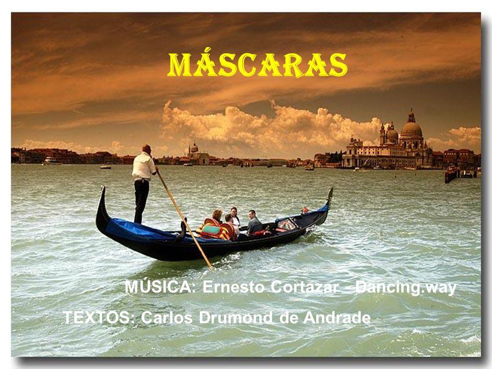 MÁSCARAS MÚSICA: Ernesto Cortazar - Dancing.way