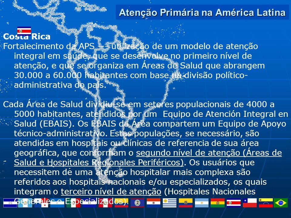 Atenção Primária na América Latina