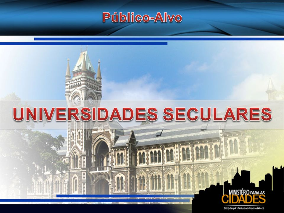 UNIVERSIDADES SECULARES