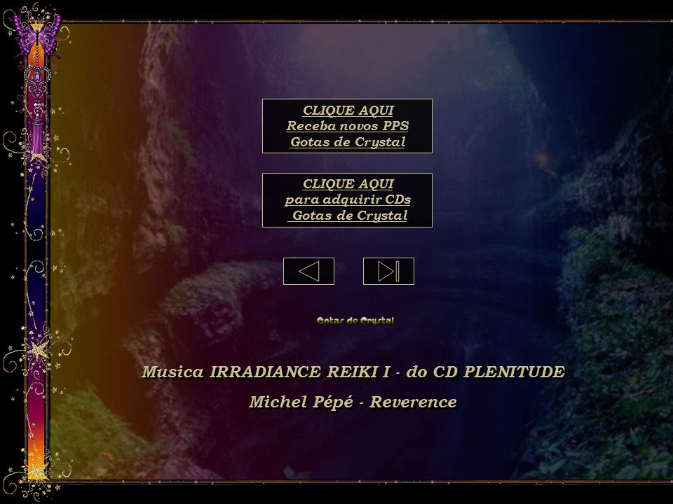 Musica IRRADIANCE REIKI I - do CD PLENITUDE Michel Pépé - Reverence