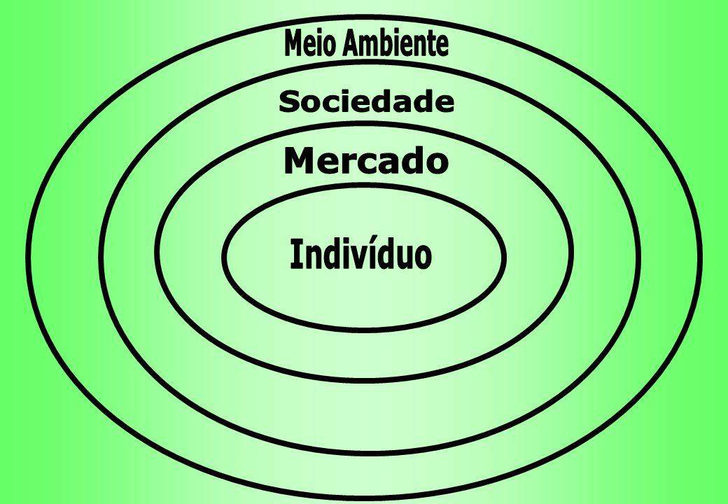 Meio Ambiente Sociedade Mercado Indivíduo