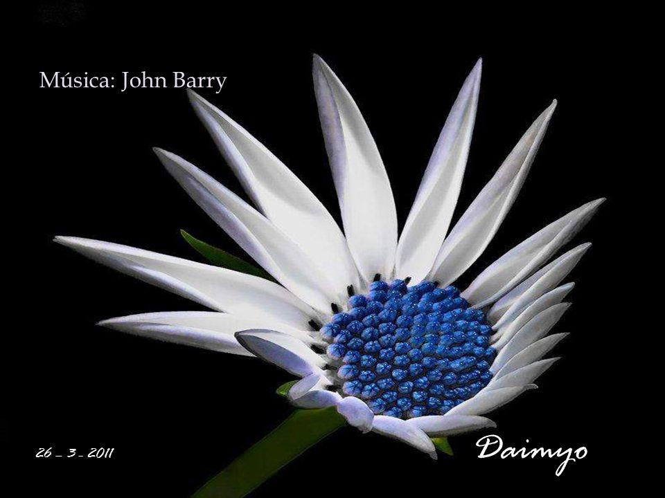 Música: John Barry Daimyo 26 – 3 - 2011