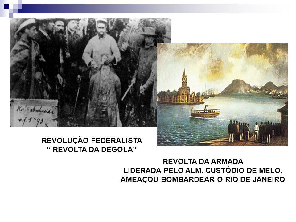 AMEAÇOU BOMBARDEAR O RIO DE JANEIRO
