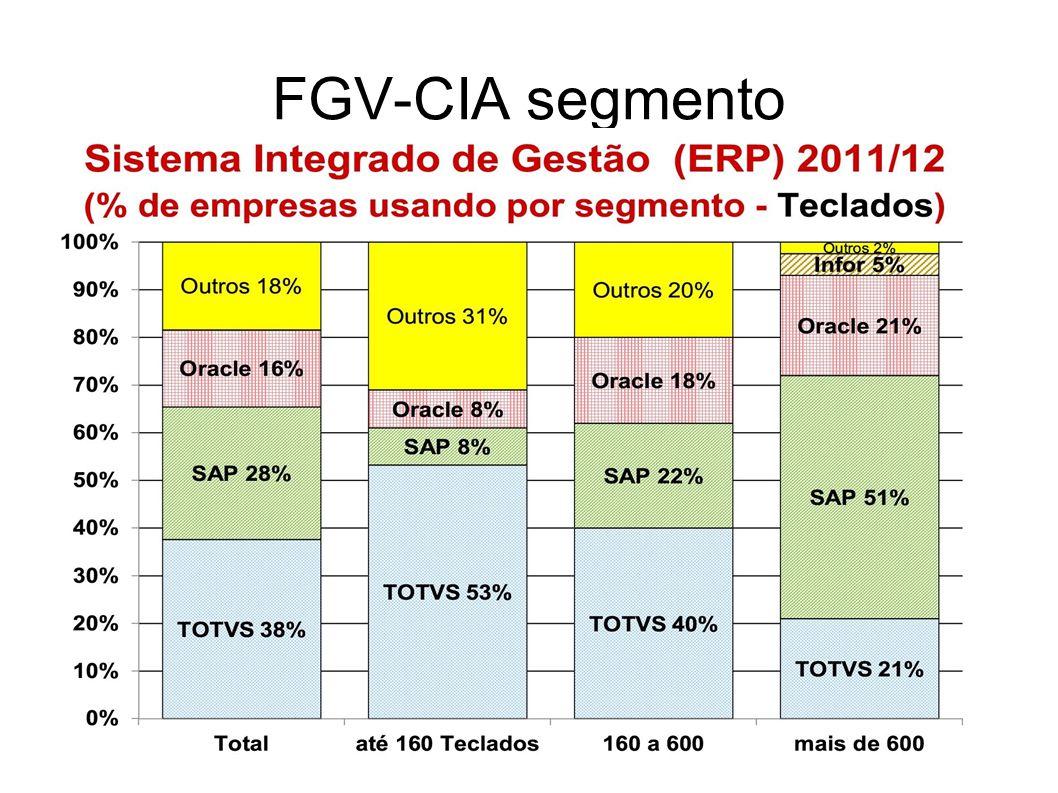 FGV-CIA segmento